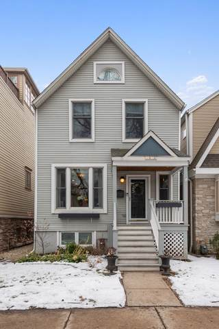 2303 W Cullom Avenue, Chicago, IL 60618 (MLS #10626684) :: Baz Network | Keller Williams Elite