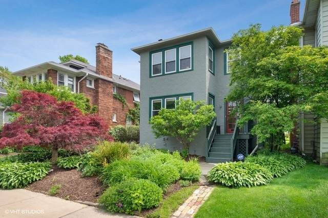 1506 Dempster Street, Evanston, IL 60202 (MLS #10626781) :: Property Consultants Realty