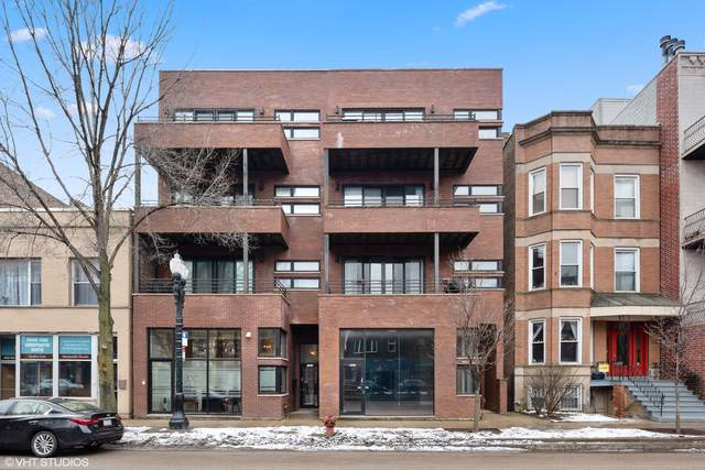 1925 W Irving Park Road #4, Chicago, IL 60613 (MLS #10626786) :: Baz Network | Keller Williams Elite