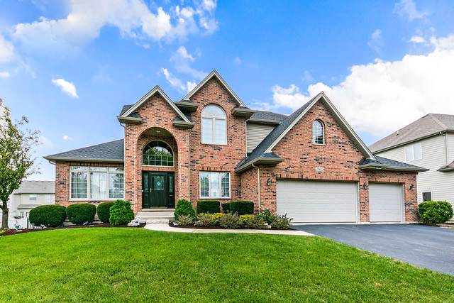 25652 Meadowland Circle, Plainfield, IL 60585 (MLS #10627014) :: Berkshire Hathaway HomeServices Snyder Real Estate