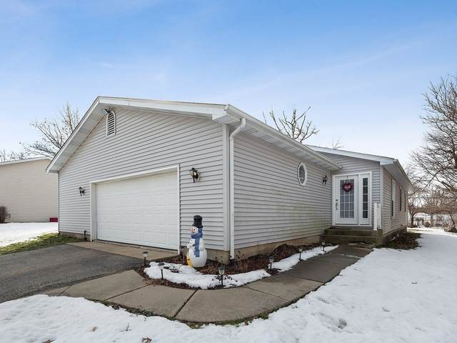 2613 Benjamin Drive, Wonder Lake, IL 60097 (MLS #10627043) :: BN Homes Group