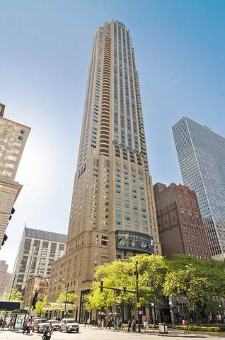 800 N Michigan Avenue #4802, Chicago, IL 60611 (MLS #10627190) :: Angela Walker Homes Real Estate Group
