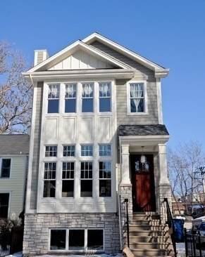 2321 W Melrose Street, Chicago, IL 60618 (MLS #10627236) :: Helen Oliveri Real Estate