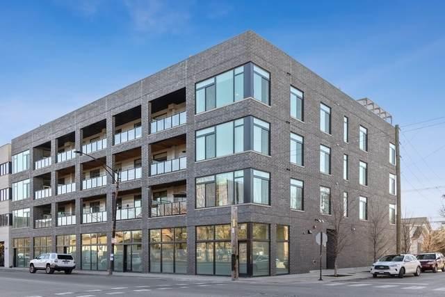 469 N Paulina Street #401, Chicago, IL 60622 (MLS #10627469) :: John Lyons Real Estate