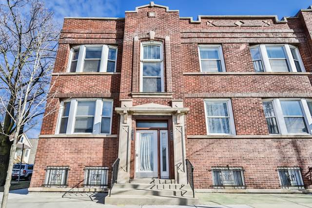 4025 N Kimball Avenue #2, Chicago, IL 60618 (MLS #10627511) :: Property Consultants Realty