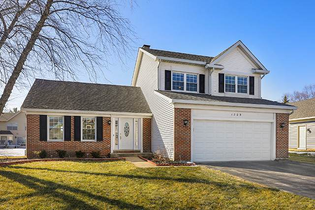 1309 Northgate Drive, Bartlett, IL 60103 (MLS #10627712) :: Property Consultants Realty