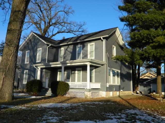 164 Maple Street, Hinckley, IL 60520 (MLS #10627865) :: Ani Real Estate