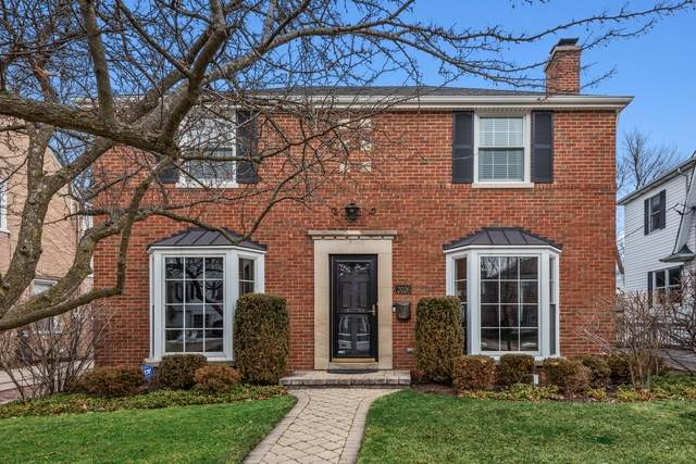 2026 Greenwood Avenue, Wilmette, IL 60091 (MLS #10627875) :: Property Consultants Realty