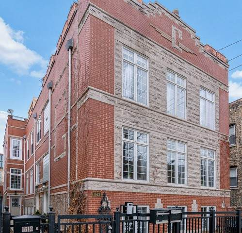 1612 W Pierce Avenue B, Chicago, IL 60622 (MLS #10627969) :: Property Consultants Realty