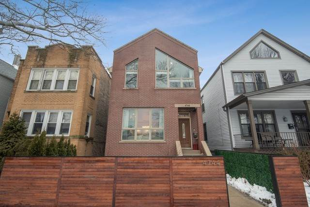 4744 N Kewanee Avenue, Chicago, IL 60630 (MLS #10628087) :: Berkshire Hathaway HomeServices Snyder Real Estate