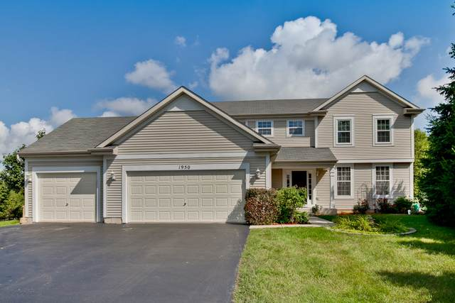 1950 W Overlook Court, Round Lake, IL 60073 (MLS #10628211) :: The Spaniak Team
