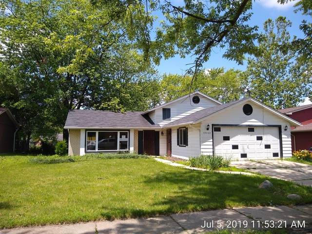 22448 Pleasant Drive, Richton Park, IL 60471 (MLS #10628241) :: BN Homes Group