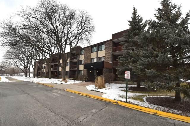 470 Raintree Court 3J, Glen Ellyn, IL 60137 (MLS #10628287) :: Property Consultants Realty