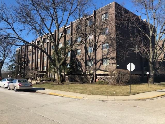 8444 W Wilson Avenue 409S, Chicago, IL 60656 (MLS #10628349) :: Helen Oliveri Real Estate