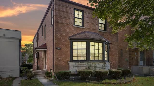 6249 N Ridgeway Avenue, Chicago, IL 60659 (MLS #10628821) :: Lewke Partners