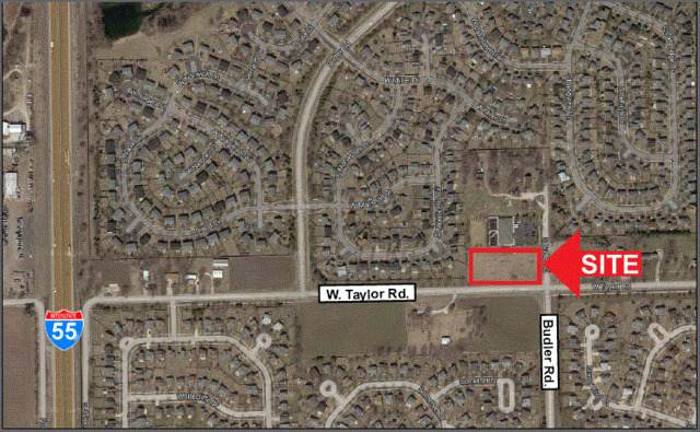 1928 W Taylor Road, Romeoville, IL 60446 (MLS #10629023) :: RE/MAX IMPACT