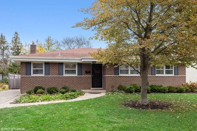 2616 Wilmette Avenue, Wilmette, IL 60091 (MLS #10629043) :: Janet Jurich