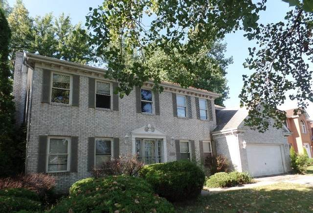 3218 Cumberland Trail, Olympia Fields, IL 60461 (MLS #10629204) :: The Wexler Group at Keller Williams Preferred Realty
