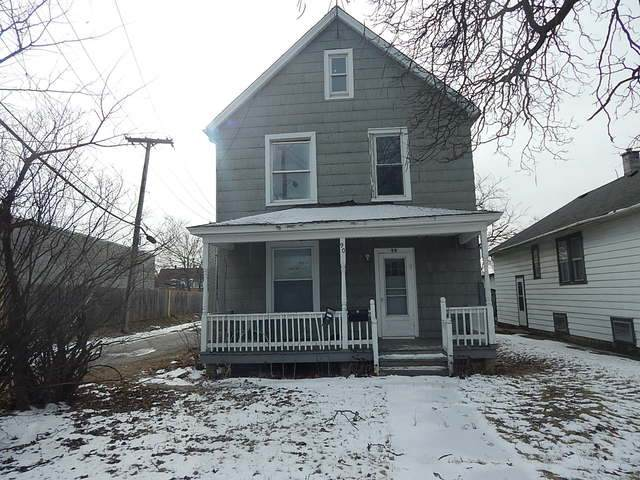 90 W 28th Street, South Chicago Heights, IL 60411 (MLS #10629218) :: John Lyons Real Estate