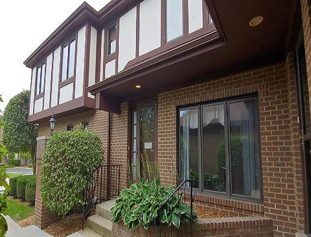 12236 S Dogwood Lane 3D, Palos Heights, IL 60463 (MLS #10629300) :: Touchstone Group