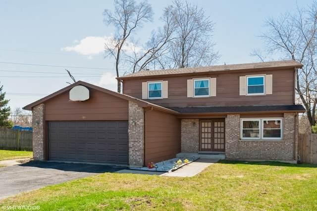 405 Jefferson Court, Wheeling, IL 60090 (MLS #10629619) :: Helen Oliveri Real Estate