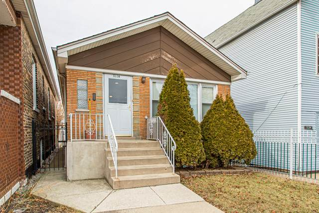 5126 S Campbell Avenue, Chicago, IL 60632 (MLS #10629661) :: Helen Oliveri Real Estate