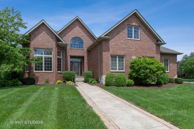 12710 Skyline Drive, Plainfield, IL 60585 (MLS #10629797) :: Berkshire Hathaway HomeServices Snyder Real Estate
