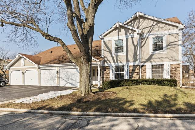 1550 Sandhurst Court C, Wheaton, IL 60189 (MLS #10630513) :: Ryan Dallas Real Estate