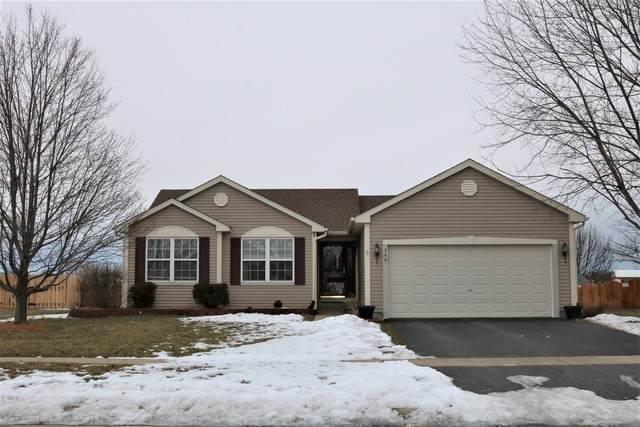 544 N Charles Street, Cortland, IL 60112 (MLS #10630554) :: Angela Walker Homes Real Estate Group