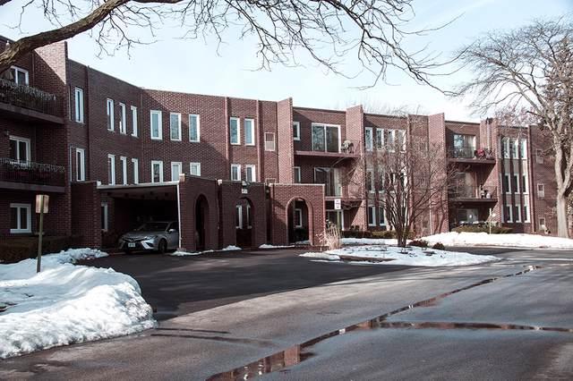 1500 Sandstone Drive #113, Wheeling, IL 60090 (MLS #10630654) :: Littlefield Group