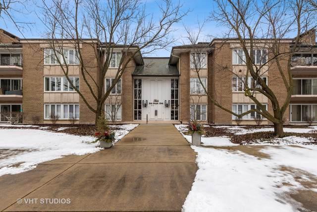 2 Oak Brook Club Drive C108, Oak Brook, IL 60523 (MLS #10630668) :: Helen Oliveri Real Estate