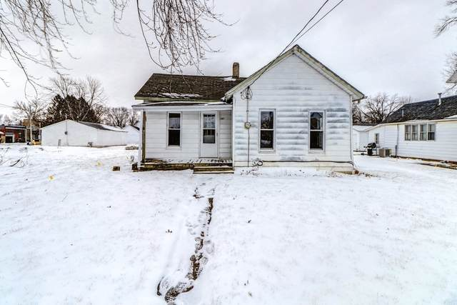 107 W Front Street, Fisher, IL 61843 (MLS #10630784) :: Littlefield Group
