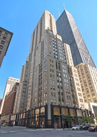 159 E Walton Place 18A, Chicago, IL 60611 (MLS #10631082) :: BN Homes Group