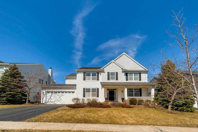 463 Newcastle Drive, Cary, IL 60013 (MLS #10631144) :: Property Consultants Realty