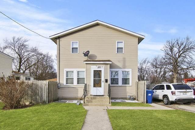 10114 Armitage Avenue, Melrose Park, IL 60164 (MLS #10631165) :: Ryan Dallas Real Estate