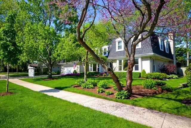 724 Charlemagne Drive, Northbrook, IL 60062 (MLS #10631176) :: Helen Oliveri Real Estate
