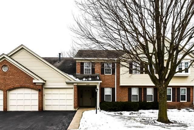 1620 Hadley Court B2, Wheeling, IL 60090 (MLS #10631509) :: Helen Oliveri Real Estate