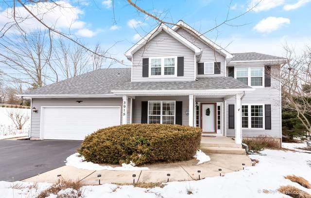 3915 Thompson Road, Wonder Lake, IL 60097 (MLS #10631636) :: Suburban Life Realty