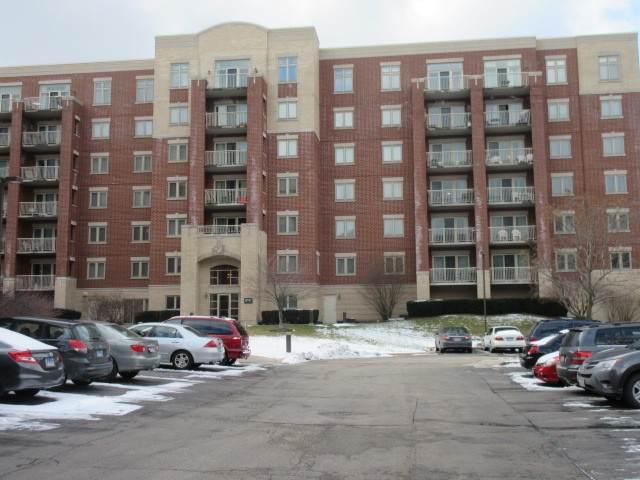 8747 W Bryn Mawr Avenue #703, Chicago, IL 60631 (MLS #10632064) :: Helen Oliveri Real Estate