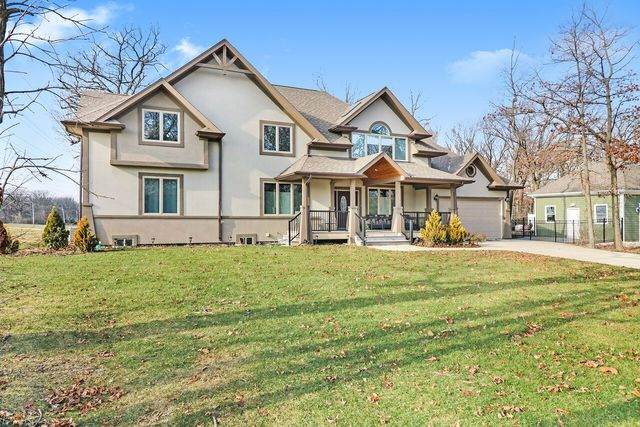 12852 S 82nd Court, Palos Park, IL 60464 (MLS #10632074) :: The Wexler Group at Keller Williams Preferred Realty