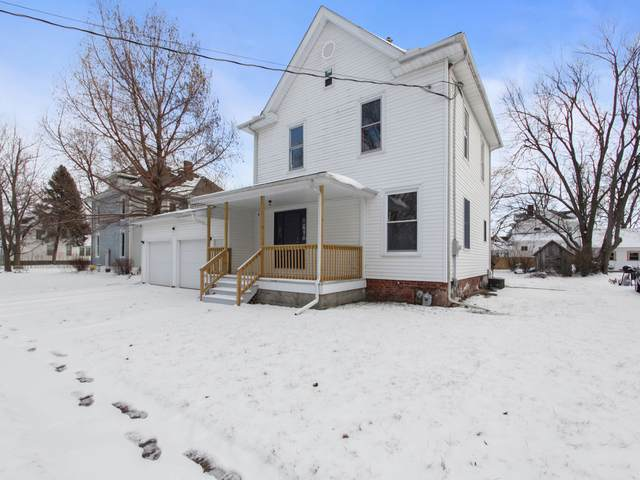 380 E Second Street, El Paso, IL 61738 (MLS #10632221) :: Jacqui Miller Homes
