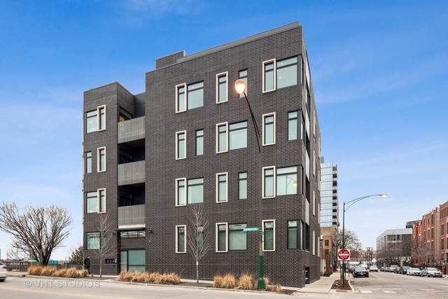 836 W Hubbard Street Ph502, Chicago, IL 60642 (MLS #10632252) :: Helen Oliveri Real Estate