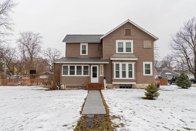 602 Sheridan Street, Chenoa, IL 61726 (MLS #10632532) :: BN Homes Group
