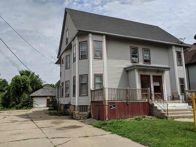 614-616 W Stephenson Street, Freeport, IL 61032 (MLS #10632551) :: Baz Network | Keller Williams Elite