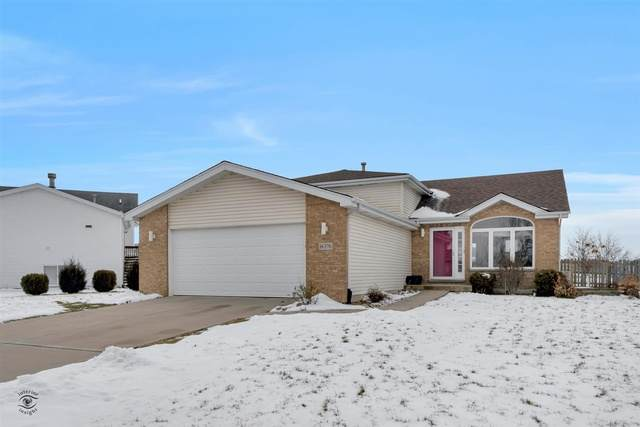 16376 Celtic Circle, Manhattan, IL 60442 (MLS #10632693) :: The Wexler Group at Keller Williams Preferred Realty