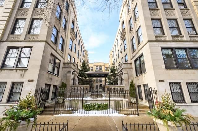 3602 N Pine Grove Avenue 2D, Chicago, IL 60613 (MLS #10632714) :: BN Homes Group