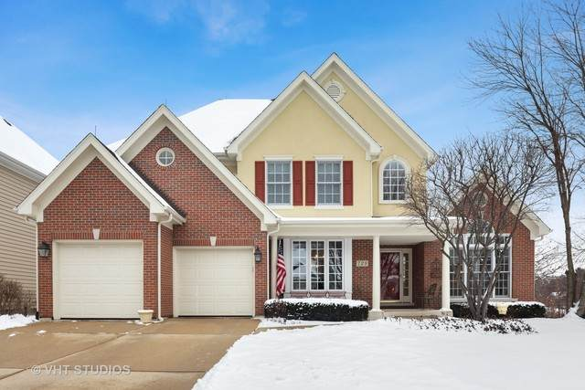 729 Fairfield Court, Westmont, IL 60559 (MLS #10632853) :: Helen Oliveri Real Estate
