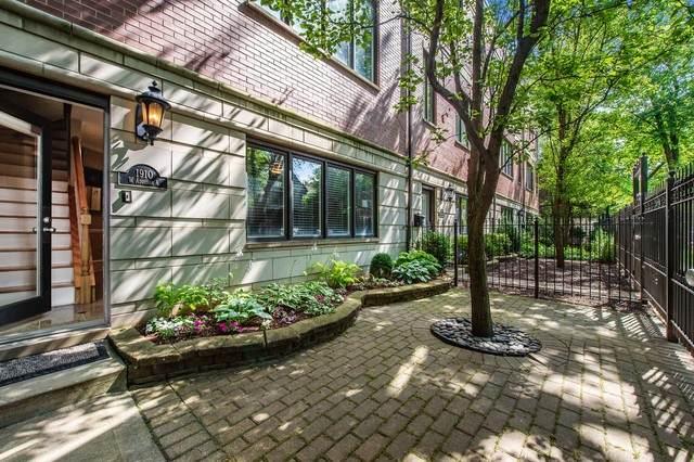 1910 W Addison Street A, Chicago, IL 60613 (MLS #10632859) :: Helen Oliveri Real Estate