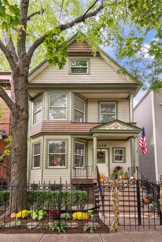 3448 N Bell Avenue, Chicago, IL 60618 (MLS #10632969) :: Helen Oliveri Real Estate