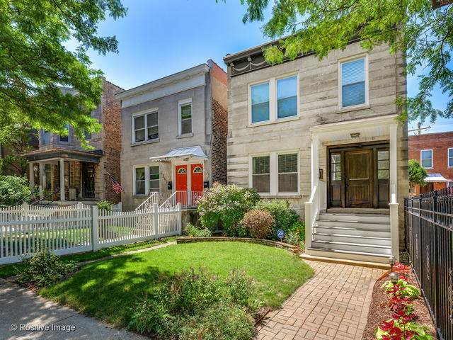 4344 N Damen Avenue, Chicago, IL 60618 (MLS #10633228) :: Baz Network | Keller Williams Elite